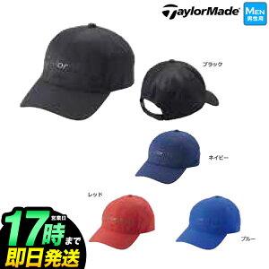 テーラーメイド ゴルフ TaylorMade KY377 TM トーナルロゴ パンチング キャップ (メンズ)