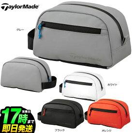 2021年モデル テーラーメイド ゴルフ TaylorMade TB674 シティテック ポーチ CITY-TECH POUCH