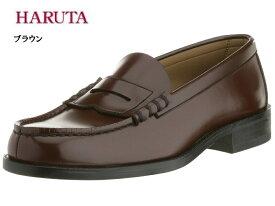 HARUTA NO.6550 3E (ハルタ) 定番ローファーシューズ 通学靴にお勧め メンズ