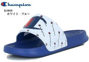 チャンピオン (Champion) CP KS019 KIDS SLEIGH リゾート シャワー サンダル 足なじみの良いフットベッド キッズ ジュニア 2020年SSモデル