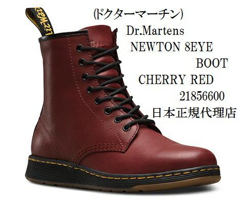NEWTON 8EYE BOOT (ニュートン 8ホール ブーツ) [ドクターマーチン] Dr. Martens 21856001 21856600 正規代理店商品 メンズ レディス