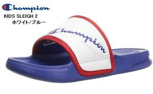 Champion(チャンピオン)KIDS SLEIGH 2(キッズスレイ 2)CP KS045 シャワーサンダル リゾートロッカーサンダル スレイバンドのデザインのテイス キッズ