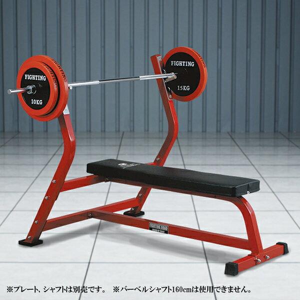 プレスベンチ−TRUST / ベンチプレス 台 トレーニングベンチ*