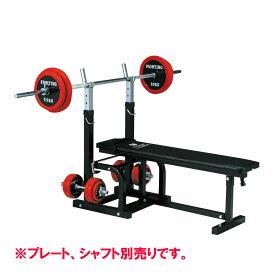 ハードベンチ トレーニングベンチ ダンベル 自宅 トレーニング器具 筋トレ ベンチ