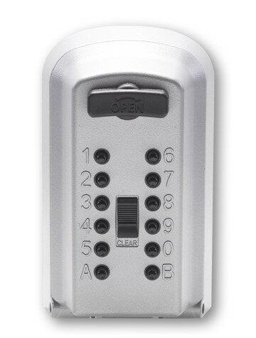 【カギ番人プラス PS12】壁掛け型暗証番号式キーボックスカギ番人プラス