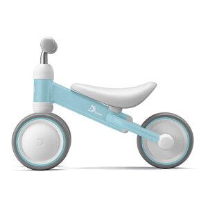 ides アイデス D-bike mini + ディーバイクミニプラス ミントブルー 子供用 幼児用 三輪車 キッズバイク [RY]