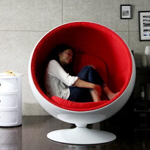 ★本日12時〜12H全品P5倍★《送料無料》 ボールチェア エーロ・アールニオ リプロダクト デザイナーズチェア ミッドセンチュリー チェア 椅子 北欧 デザイナーズ おしゃれ パーソナルチェア