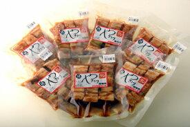 【ふるさと納税】ハセガワストア 調理済み冷凍やきとり タレ7袋(豚精肉21本)[11559808]