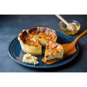 【ふるさと納税】ガトーリコブルー(十勝産クリームとゴルゴンゾーラのベイクドチーズケーキ)【1205105】