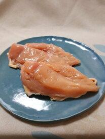 【ふるさと納税】老舗肉屋さん「肉のまるゆう」【網走管内産】知床どりムネ4kg