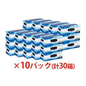 【ふるさと納税】エリエール贅沢保湿200W3P×10パック 計30箱 【雑貨・日用品】