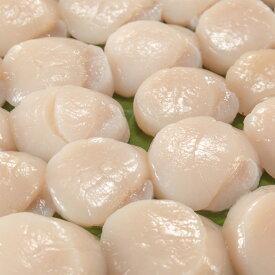 【ふるさと納税】11-55 北海道オホーツク海産ほたて玉冷1kg