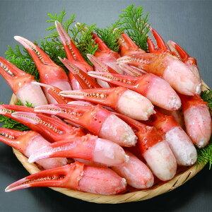 【ふるさと納税】20-134 生冷紅ズワイガニ剥き爪