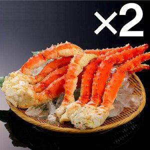 【ふるさと納税】120-15 ボイルタラバガニ片脚(5Lサイズ)4kg