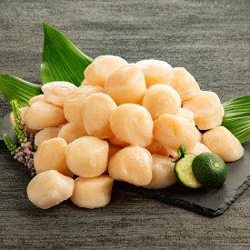 【ふるさと納税】10-326 北海道オホーツク産ホタテ貝柱(生食用)1kg