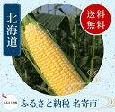【ふるさと納税】北海道名寄産スイートコーン(黄) Lサイズ11本