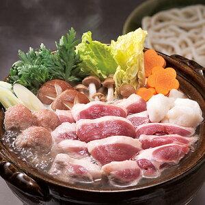 【ふるさと納税】滝川新生園の合鴨(あいがも)鍋セット