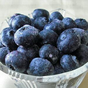 【ふるさと納税】ノーザン・ベリーズ 冷凍ブルーベリー1kg 果物 フルーツ 北海道砂川市