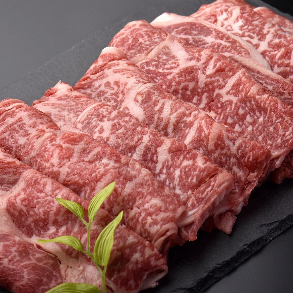 【ふるさと納税】J010053 深川牛ロース(すき焼き用)