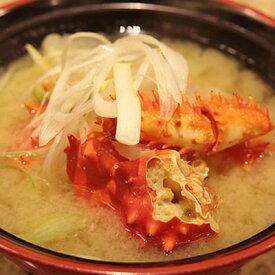 【ふるさと納税】登別ブランド推奨品!北海道産花咲ガニのスープ 【蟹・花咲ガニ・蟹・カニ・蟹のスープ】