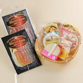 【ふるさと納税】酪農館 チーズセット 【加工食品・乳製品・チーズ・お肉・ハム・お肉】