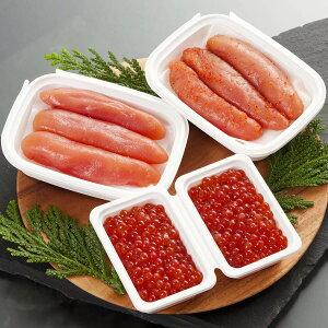 【ふるさと納税】丸鮮道場水産 有名百貨店でも人気の北海道産魚卵3点食べ切り詰合せ(計440g)M5