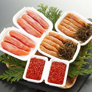 【ふるさと納税】丸鮮道場水産 有名百貨店でも人気の北海道産魚卵3点セットG(計680g)M10