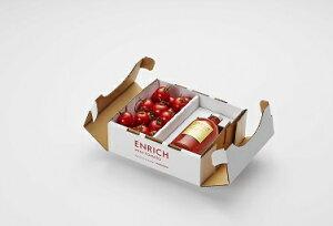 【ふるさと納税】エンリッチミニトマトセット(3箱)