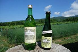 【ふるさと納税】白ワイン 『ミュラートゥルガウ』・『ナイヤガラスパークリング』ハーフボトル(松原農園)