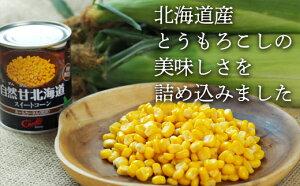 【ふるさと納税】自然甘ホールコーン C7号缶/24入とうもろこし とうきび トウキビ トウモロコシ 缶詰とうもろこし