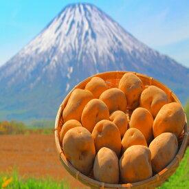 【ふるさと納税】JAようてい ばれいしょ「食べ比べセット 男爵・キタアカリ」20kg