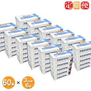 【ふるさと納税】 <3ヶ月毎6回お届け定期便> 北海道日本ハムファイターズボックスティッシュ12パック(60箱) 【定期便・雑貨・日用品・ボックスティッシュ・ティッシュ・リサイクル