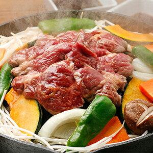 【ふるさと納税】おもて特製ジンギスカン タレ付1.35kg(450g×3袋) 【お肉・豚肉・肉の加工品】