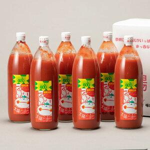 【ふるさと納税】[E-03y]元気いっぱい太陽のトマトジュース6本セット