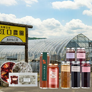 【ふるさと納税】[C09]江口農園果実ぎっしりジャムとイタリアンセット
