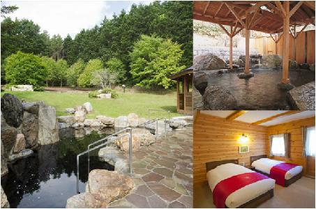 【ふるさと納税】ユンニの湯 宿泊コース(札幌東武ホテルに変更可)