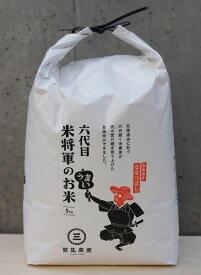 【ふるさと納税】賀集農産 無洗米ななつぼし5kg 6か月