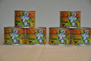 【ふるさと納税】エゾ鹿肉 もみじカレー缶詰セット