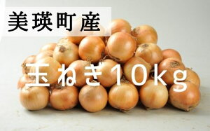 【ふるさと納税】美瑛選果 美瑛町産玉ねぎ10kg[006-09]