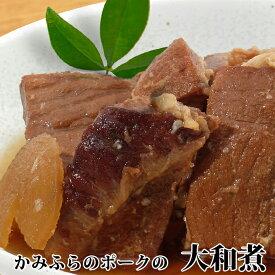 【ふるさと納税】北海道かみふらのポークの大和煮6缶セット 【加工食品・お肉・豚肉・ポーク・缶詰】