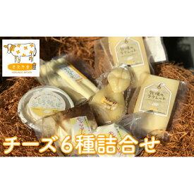 【ふるさと納税】北海道美深町 チーズ6種詰め合わせ【北ぎゅう舎】 【加工食品・乳製品・チーズ】
