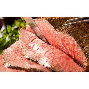 【ふるさと納税】北海道美深産 エアリアルビーフ 肩ロースブロック 5kg以上 【お肉・牛肉・ロース】