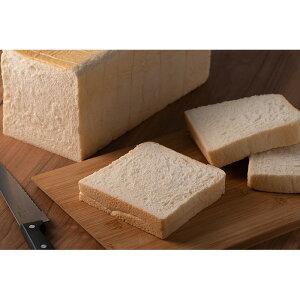 【ふるさと納税】無添加特上生クリーム食パン35cm×2本【05003】