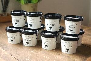 【ふるさと納税】L-01 とよとみ牛乳ソフトクリーム 3種類合計12個【3〜4か月待ち】