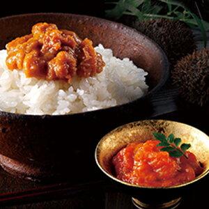 【ふるさと納税】北海道礼文島産 一夜漬 ウニ食べ比べセット(60g×各2個) 【魚貝類・ウニ】