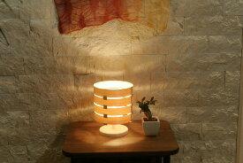 【ふるさと納税】加賀谷木材 木工工作キット あかりシリーズ《輪重ね》