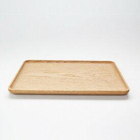 【ふるさと納税】山上木工 トレイL(一枚板)370×290×15mm