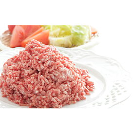 【ふるさと納税】オホーツク佐呂間 老舗精肉店特製 サロマ豚 ひき肉750g 【お肉・豚肉】 お届け:2020年3月下旬より順次出荷