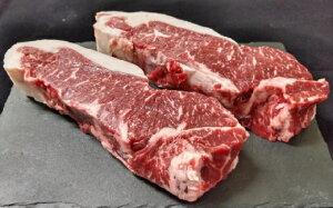 【ふるさと納税】東藻琴牛 特大ロースステーキ肉