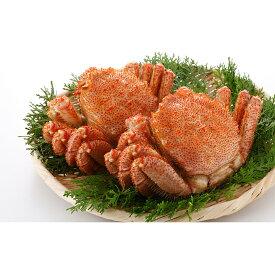 【ふるさと納税】北海道産冷凍毛がに2杯 【蟹・カニ・魚貝類・かに・甲殻類】